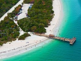 Sanibel Beach