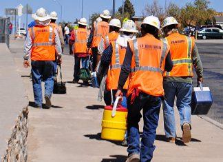 Área de construção civil oferece boa remuneração