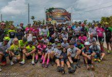 Galera do Pedal chega a Key West