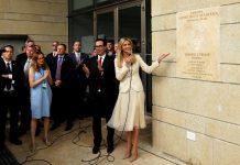 Ivanka Trump inaugura embaixada em Jerusalém
