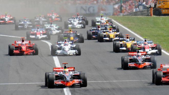 No ano que vem poderemos ver feras como Lewis Hamilton pilotando seus bólidos pelas ruas de Miami