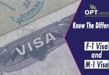 Portadores de visto F1 OPT não podem transferir-se de escola ou fazer outro curso sem autorização do USCIS