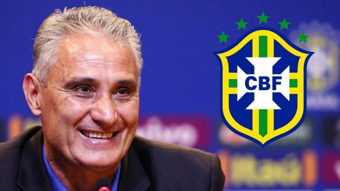 Técnico Tite encerra mistério e divulga lista dos 23 convocados para representar o futebol brasileiro na Copa do Mundo na Rússia FOTO IG