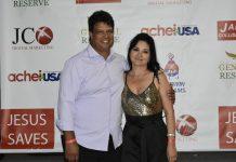 Carlos Santos (Nenê) e Ana Santos