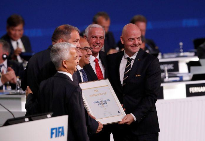 Copa de 2026 será disputada na América do Norte REUTERS/Sergei Karpukhin