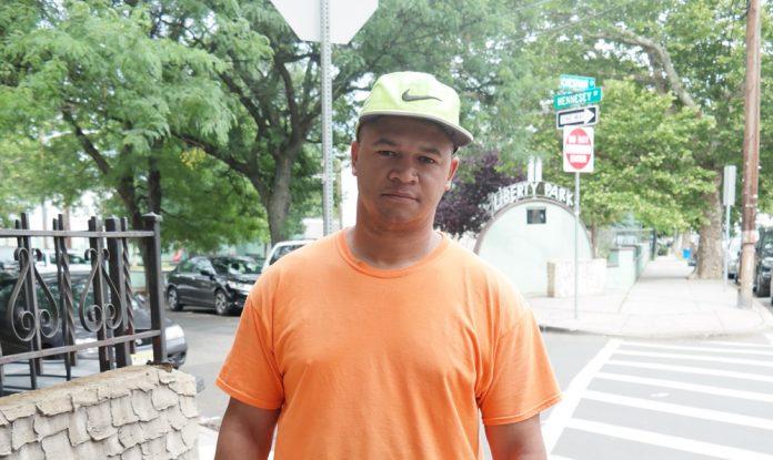 Marcelo de Castro vive em NJ e luta para não ser deportado FOTO BV
