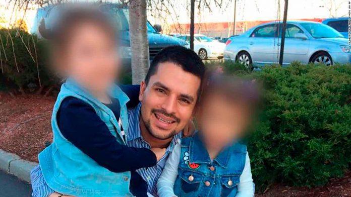 Pablo é casado com cidadã americana e pai de duas filhas