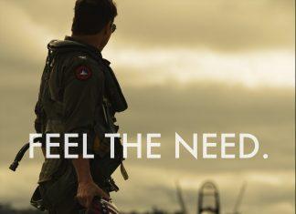 """Com uma foto em suas redes sociais, Tom Cruise anunciou oficialmente o início das filmagens de """"Top Gun: Maverick"""""""