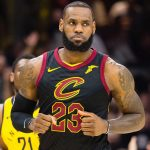 Le Bron James está destruindo todos recordes da NBA