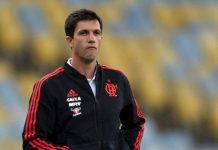 Mauricio Barbieri, técninco do Flamengo
