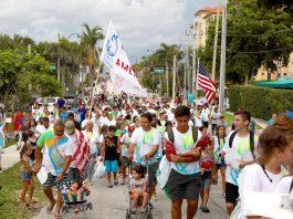 Comunidade Evangélica Zona Sul – CEIZS - começou o feriado de 4 de julho servindo a comunidade