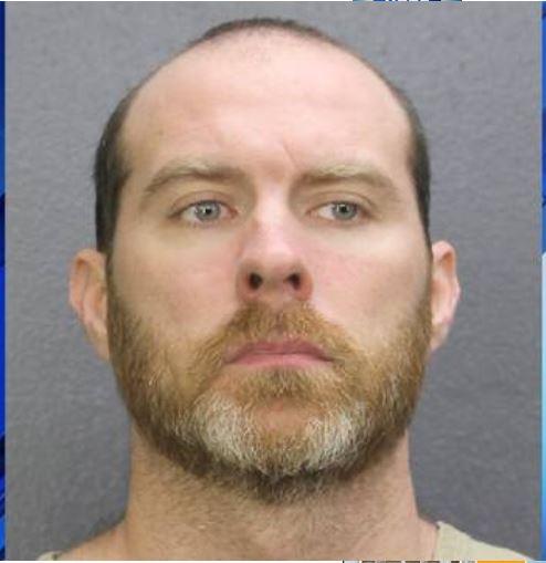 Alex Miler foi detido em conexão com crimes