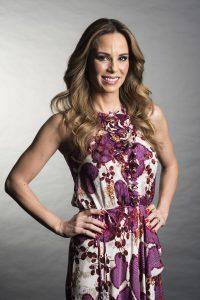 A apresentadora Ana Furtado (Foto: Globo/Cesar Alves)