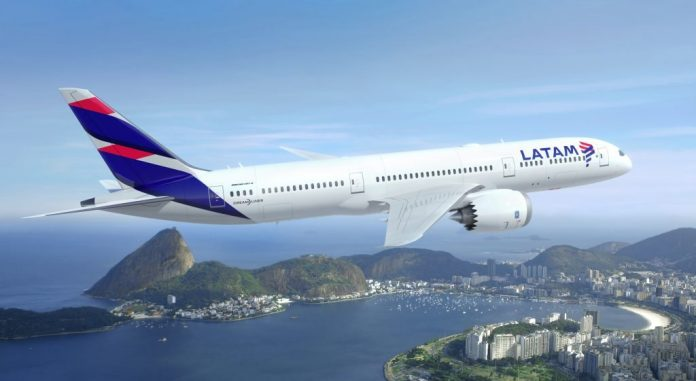 Boston é oficialmente o sexto destino do Grupo LATAM Airlines nos Estados Unidos