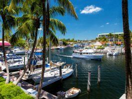 Marina Del Mar, em Key Largo