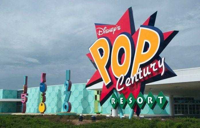 Polícia investiga a morte do funcionário no Pop Century Resort