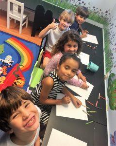 Há 11 anos, a VFP oferece o programa em expansão de aulas de português e cultura brasileira