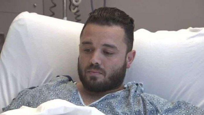 Renan da Silva permanece hospitalizado FOTO Brazilian Times via Facebook