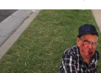 Rodolfo Rodriguez foi agredido com uma barra de concreto