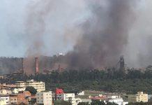 Explosão na Usiminas assustou moradores de Ipatinga