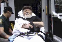Homem foi deportado aos 95 anos de idade FOTO AP