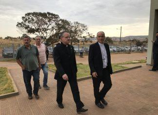 Bispo Dom José Reinaldo é acusado de corrupção (Foto: G1)