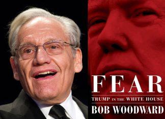 """Em seu novo livro """"Fear"""", Bob Woodward revela os bastidores da Casa Branca e deixa Trump em situação delicada"""