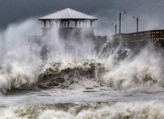 Carolina do Norte já sente o efeito de Florence