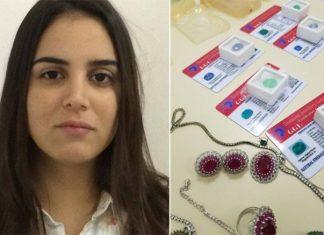 Mariana Souza foi presa por crime de falsificação