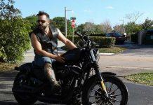 Brasileiro conduzia moto quando não conseguiu frear em cruzamento e morreu, nos EUA