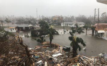 Michael devastou cidades inteiras no noroeste da FL