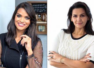 Empresárias Renata Rodrigues e Glazyelle Oliveira