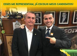 Luis Miranda foi eleito deputado federal com 60 mil votos