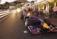 Carro de Formula 1 da Red Bull