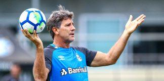Renato Gaúcho deu um perfil excelente para o futebol praticado pelo Grêmio