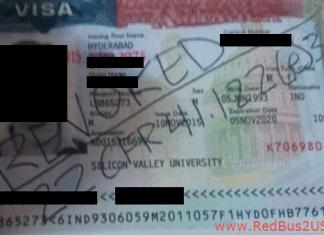 Visto de brasileira foi revogado (Imagem meramente ilustrativa)