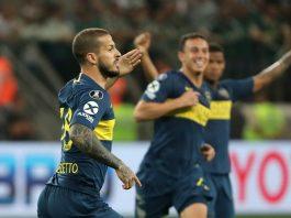 Bedenetto faz mais um, Boca empata com o Palmeiras e vai à final da Libertadores da América