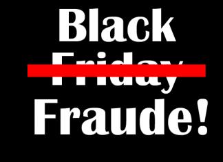 Black Friday no Brasil é apelidada de Black Fraude
