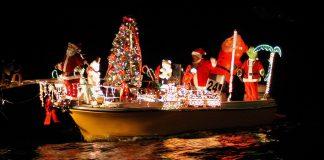 Boat parades 'invadem' as águas da FL