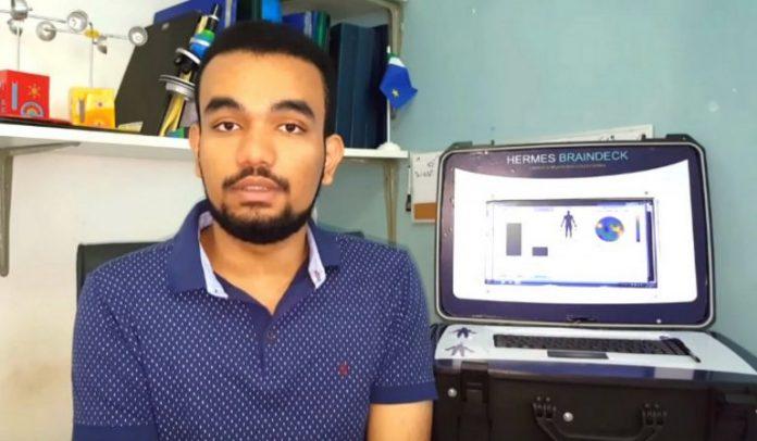 Brasileiro criou sistema que será testado em pacientes em coma