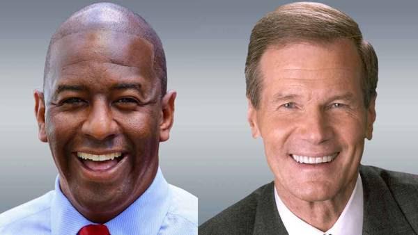 Candidatos Democratas estão à frente de acordo com pesquisas