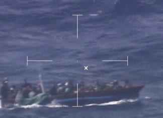 Cubanos estavam seguindo em direção aos EUA