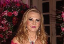 A aniversariante Marta Batista Ramos