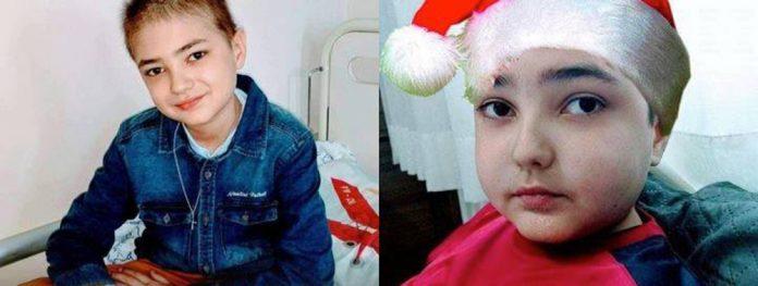 Serginho sofre de leucemia e precisa de um doador compatível