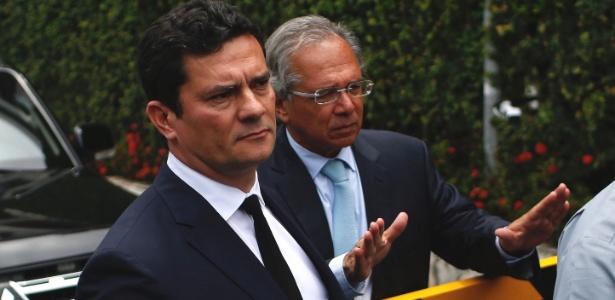 Sergio Moro será ministro do governo Bolsonaro