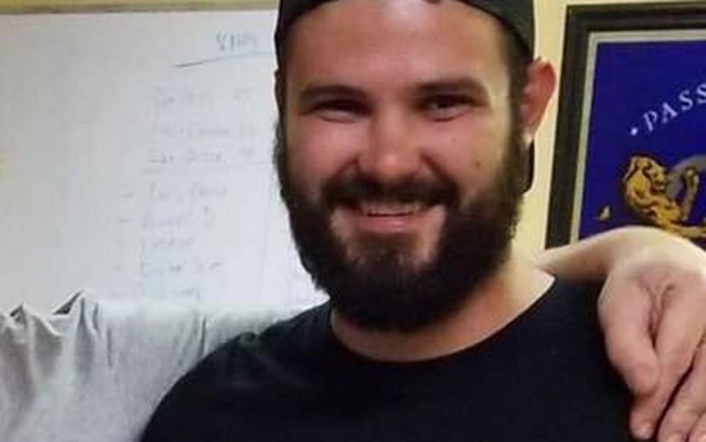 Telemachus Orfanos tinha sobrevivido ao ataque a tiros em Las Vegas, em 2017