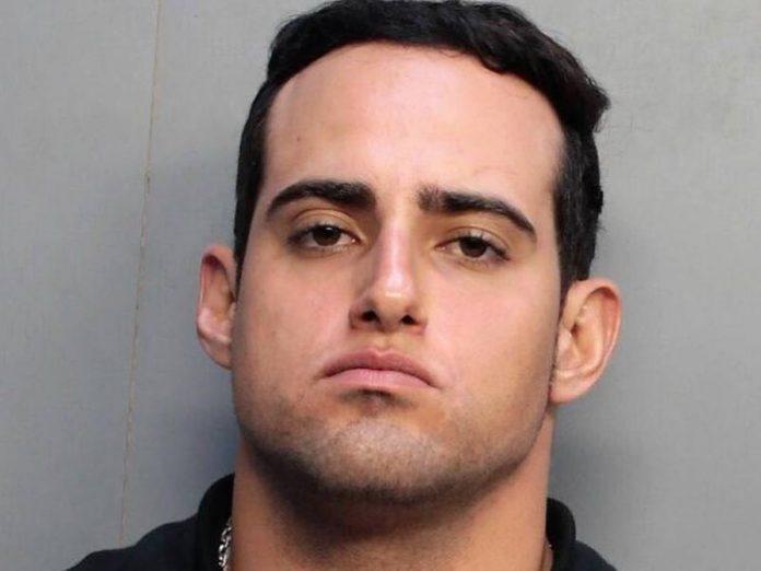 Thales Ferreira foi preso tentando embarcar para o Brasil