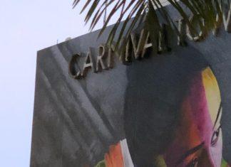 Mural pintado por Kobra em Downtown Miami