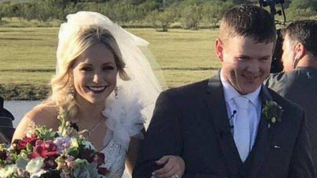 Bailee e Will morreram logo após saírem de festa de casamento no Texas