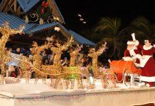 Candy Cane Parade em Hollywood será no sábado (8)